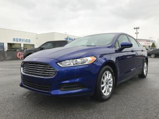 Used 2016 Ford Fusion for sale in St-Eustache, QC