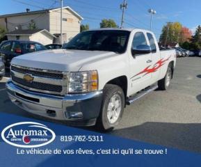 Used 2013 Chevrolet Silverado 1500 LT for sale in Rouyn-Noranda, QC