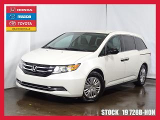 Used 2015 Honda Odyssey LX+CAMÉRA+REGVIT+BLUETOOTH+A/C for sale in Drummondville, QC