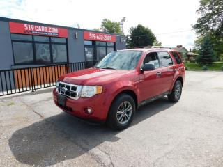 Used 2011 Ford Escape XLT for sale in St. Thomas, ON