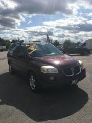 Used 2008 Pontiac Montana w/1SC for sale in Kitchener, ON