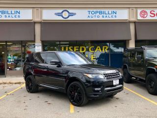Used 2016 Land Rover Range Rover Sport Autobiography V8 Supercharged for sale in Vaughan, ON