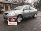 Photo of Grey 2012 Nissan Versa