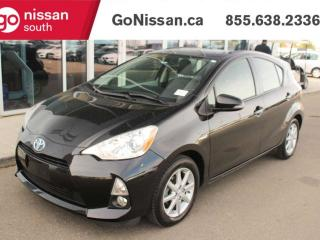 Used 2014 Toyota Prius c PUSH START BLUETOOTH HEATED SEATS for sale in Edmonton, AB