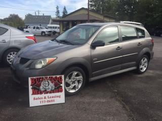 Used 2004 Pontiac Vibe for sale in Glencoe, ON