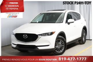 Used 2017 Mazda CX-5 GS LUXE |CUIR+TOIT+HAYON ASSISTÉ| for sale in Drummondville, QC
