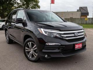 Used 2018 Honda Pilot EX-L Navi 4dr AWD Sport Utility for sale in Brantford, ON