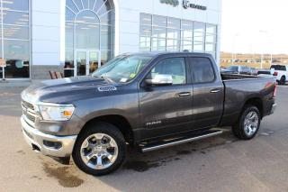 New 2019 RAM 1500 Big Horn for sale in Peace River, AB