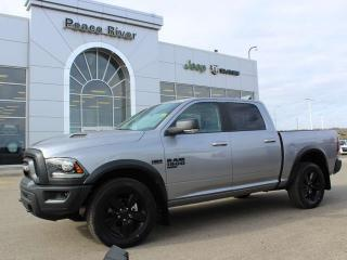 Used 2019 RAM 1500 Classic Warlock for sale in Peace River, AB