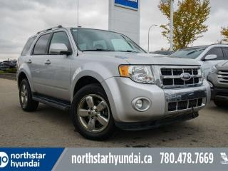 Used 2009 Ford Escape LTD LEATHER/SUNROOF/HEATEDSEATS for sale in Edmonton, AB