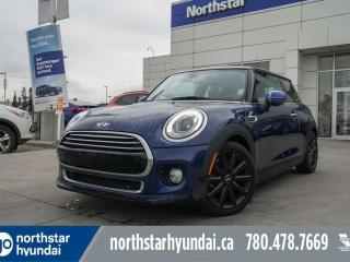 Used 2015 MINI Cooper Hardtop MANUAL/LEATHER/SUNROOF/NAV/ for sale in Edmonton, AB