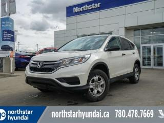 Used 2016 Honda CR-V LX AWD/BACKUPCAM/HEATEDSEATS/BLUETOOTH for sale in Edmonton, AB