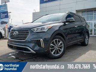 Used 2019 Hyundai Santa Fe XL PREFERRED 7PASS AWD-APPLE CAR PLAY/ BACK UP CAM/ HEATED STEERING WHEEL/ BLUETOOTH for sale in Edmonton, AB