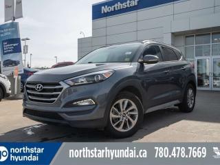 Used 2017 Hyundai Tucson PREMIUM/AWD/HEATEDSTEERINGANDSEATS/DUALCLIMATE for sale in Edmonton, AB