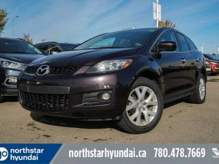 Used 2007 Mazda CX-7 GT AWD/LEATHER/7PASS/BACKUPCAM for sale in Edmonton, AB