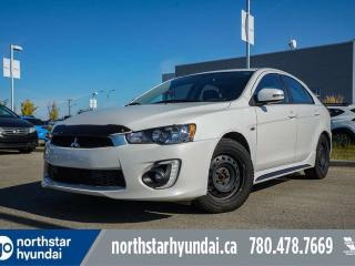 Used 2017 Mitsubishi Lancer Sportback SE LTD/HATCH/SUNROOF/HEATEDSEATS/BACKUPCAM for sale in Edmonton, AB