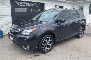 Used 2014 Subaru Forester XT 2.0 Litre Turbo for sale in Kingston, ON