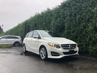 Used 2015 Mercedes-Benz B-Class B 250 Sports Tourer for sale in Surrey, BC