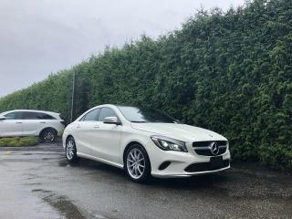 Used 2018 Mercedes-Benz CLA-Class CLA 250 AWD + SUNROOF + BLIND-SPOT MONITORING SYSTEM +NO EXTRA DEALER FEES for sale in Surrey, BC
