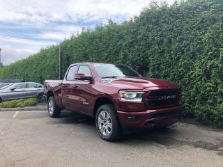 Used 2020 RAM 1500 Big Horn 4x4 + NO EXTRA DEALER FEES for sale in Surrey, BC