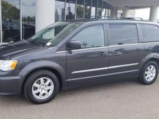 Used 2012 Chrysler Town & Country TOUR; 7PASS, BACKUP CAM, POWER SLIDING DOORS AND MORE for sale in Edmonton, AB