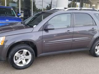 Used 2008 Pontiac Torrent GT; BLUETOOTH, HEATED SEATS, SUNROOF AND MORE for sale in Edmonton, AB