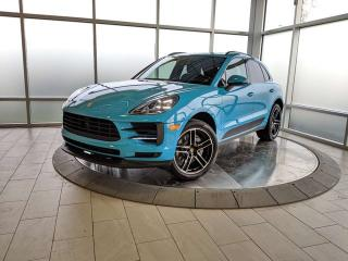 Used 2020 Porsche Macan S for sale in Edmonton, AB