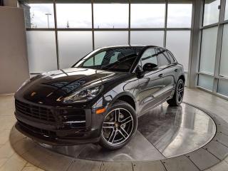 New 2020 Porsche Macan Macan S | Porsche Edmonton Executive Demo for sale in Edmonton, AB