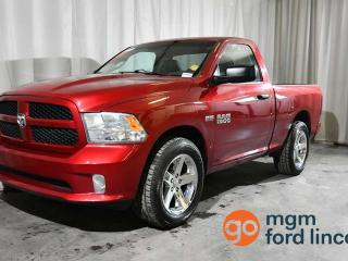 Used 2014 RAM 1500 EXPRESS REGULAR CAB 4X2 for sale in Red Deer, AB