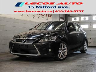 Used 2014 Lexus CT 200h Hybrid for sale in North York, ON