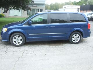 Used 2011 Dodge Grand Caravan Crew for sale in Waterloo, ON