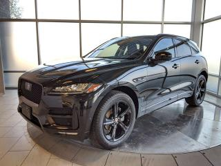 Used 2019 Jaguar F-PACE R-Sport for sale in Edmonton, AB