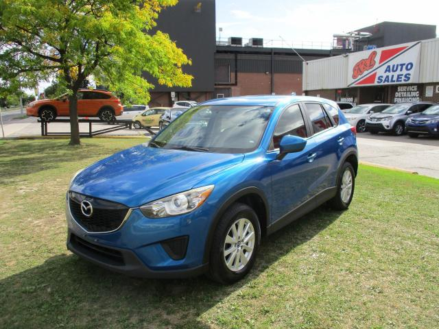 2014 Mazda CX-5 GS~REMOTE START~BLUETOOTH~ALLOY WHEELS~