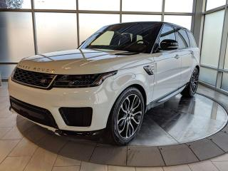 Used 2020 Land Rover Range Rover Sport HSE P360 for sale in Edmonton, AB