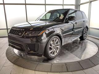 Used 2020 Land Rover Range Rover Sport HSE DIESEL for sale in Edmonton, AB