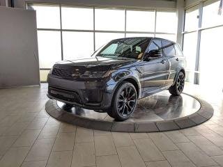 Used 2020 Land Rover Range Rover Sport HST P400 for sale in Edmonton, AB
