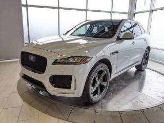 Used 2020 Jaguar F-PACE ACTIVE COURTESY VEHICLE for sale in Edmonton, AB