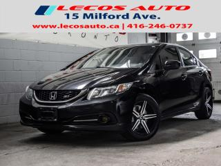 Used 2014 Honda Civic SI Manual Backup Cam Red seats for sale in North York, ON
