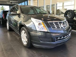 Used 2014 Cadillac SRX LUXURY AWD, ACCIDENT FREE, POWER HEATED LEATHER SEATS, HEATED STEERING WHEEL, BACK-UP CAMERA for sale in Edmonton, AB