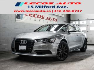 Used 2012 Audi A6 3.0T Premium for sale in North York, ON