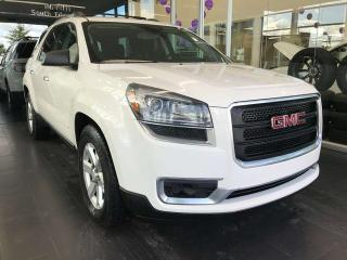 Used 2014 GMC Acadia SLE1 AWD, ACCIDENT FREE, BACK-UP CAMERA, SIRIUS XM CAPABILITY, A/C for sale in Edmonton, AB