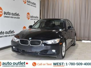 Used 2013 BMW 3 Series 328i, 2.0L I4, xDrive, Awd, Leather heated seats, Bluetooth for sale in Edmonton, AB