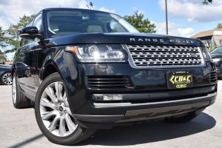 Used 2013 Land Rover Range Rover SC - LOADED - MINT! - CERTIFIED for sale in Oakville, ON