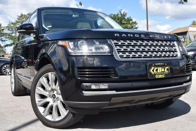 2013 Land Rover Range Rover SC - LOADED - MINT! - CERTIFIED