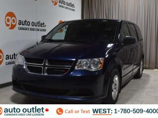 Used 2012 Dodge Grand Caravan Se, 3.6L V6, Fwd, Third row 7 passenger seating, Cloth seats, Bluetooth for sale in Edmonton, AB