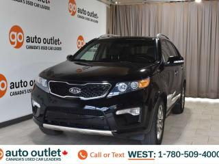 Used 2013 Kia Sorento SX V6 7PSSG FULL LOAD for sale in Edmonton, AB