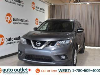 Used 2014 Nissan Rogue Sv, 2.5L I4, Awd, Cloth heated seats, Backup camera, Sunroof/Moonroof, Bluetooth for sale in Edmonton, AB