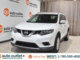 Used 2016 Nissan Rogue S, 2.5L I4, Awd, Cloth seats, Backup camera, Bluetooth for sale in Edmonton, AB