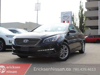 Used 2017 Hyundai Sonata GL l Heated Seats l back up camera for sale in Edmonton, AB
