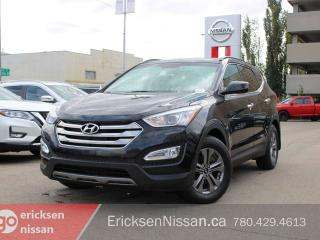 Used 2015 Hyundai Santa Fe Sport PREMIUM l AWD l Alloys l Heated Seats l Low Kms! for sale in Edmonton, AB